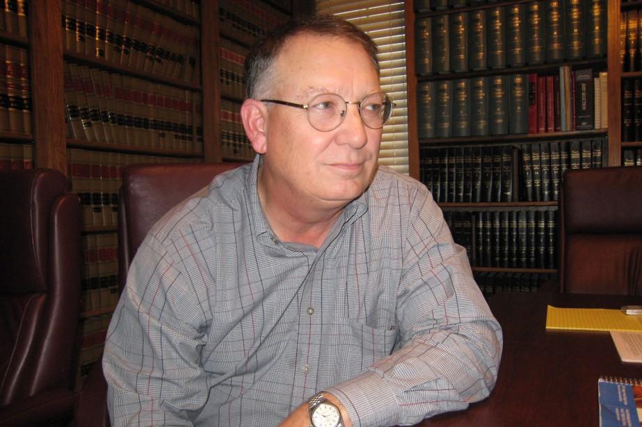 Le procureur John Jackson aurait fait pression pour... (PHOTO ARCHIVES AP)