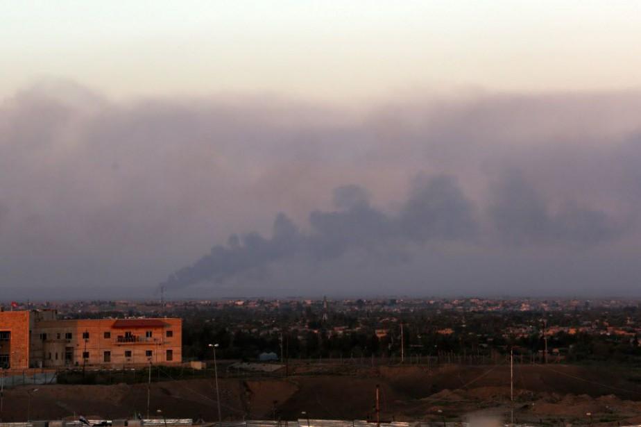 Tikrit, capitale de la province de Salaheddine et... (Photo Khalid Mohammed, archives AP)