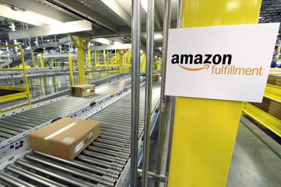 Amazon prend ce type de mesure tous les... (Photo Ted S. Warren, AP)