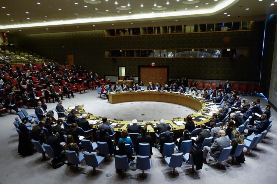 La proposition russe a peu de chances de... (Photo Eduardo Munoz, Reuters)