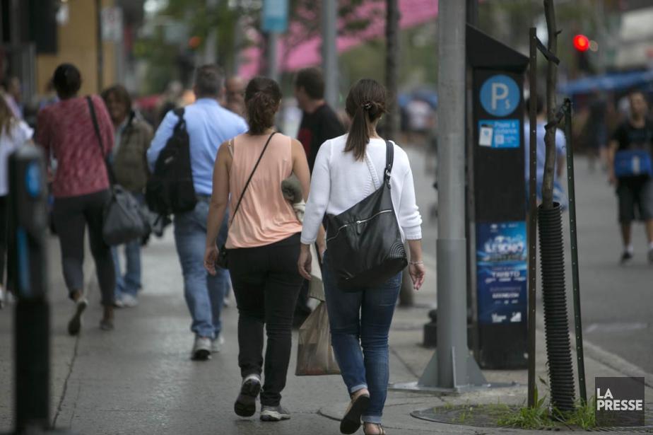 """Si 70% des Québécois dits """"de souche"""" étaient... (Photo d'archives, La Presse)"""