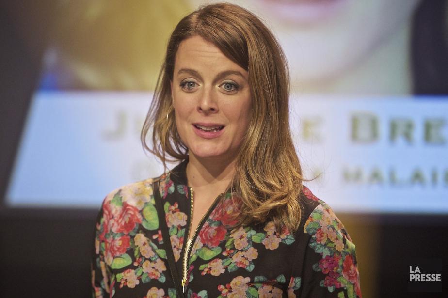 Julie Le Breton (Toute la vérité) fait partie... (Photo: André Pichette, La Presse)