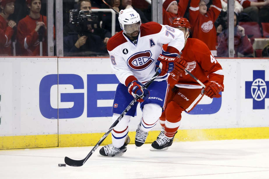 P.K. Subban... (Photo Rick Osentoski, archives USA Today)