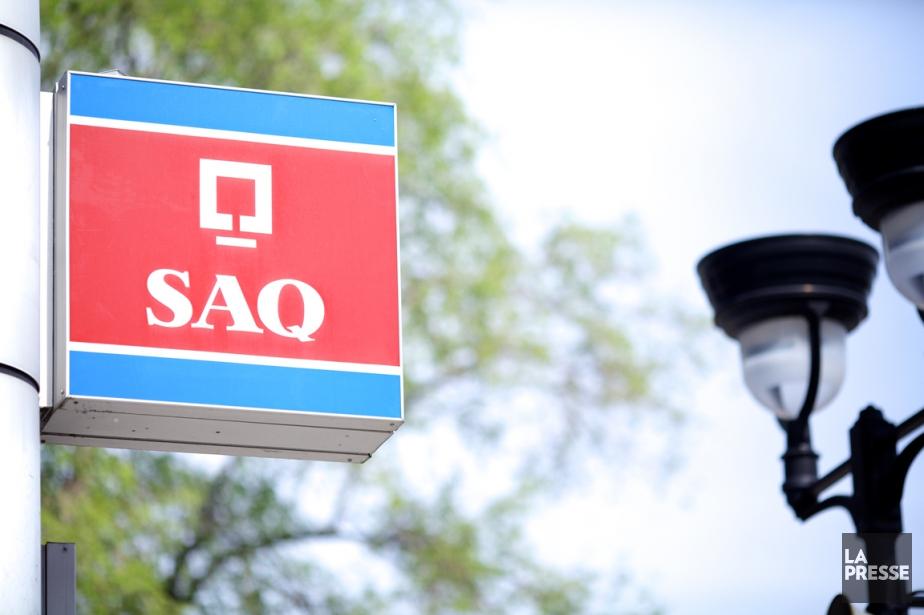 La Société des alcools du Québec (SAQ) a affiché... (PHOTO ARCHIVES LA PRESSE)