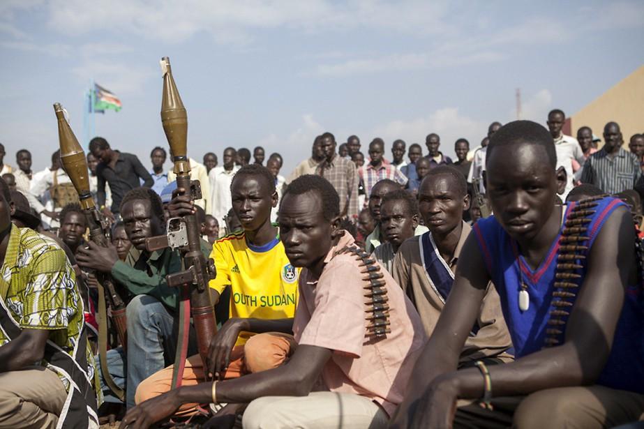 Le Fonds des Nations unies pour l'enfance (UNICEF)... (PHOTO ZACHARIAS ABUBEKER, AFP)