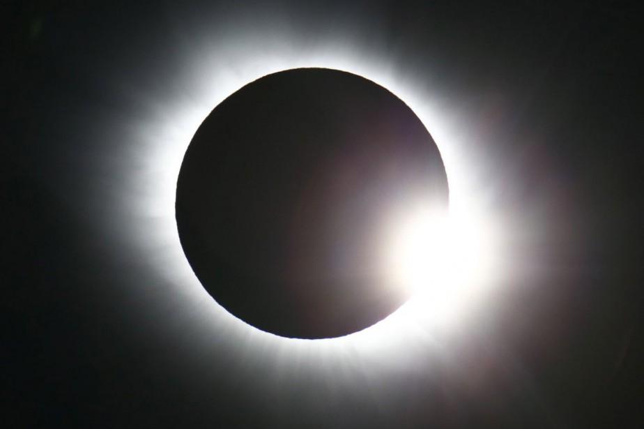 Le lundi 21août, quand la Lune passera entre... (Photo Haakon Mosvold Larsen, archives NTB Scanpix)
