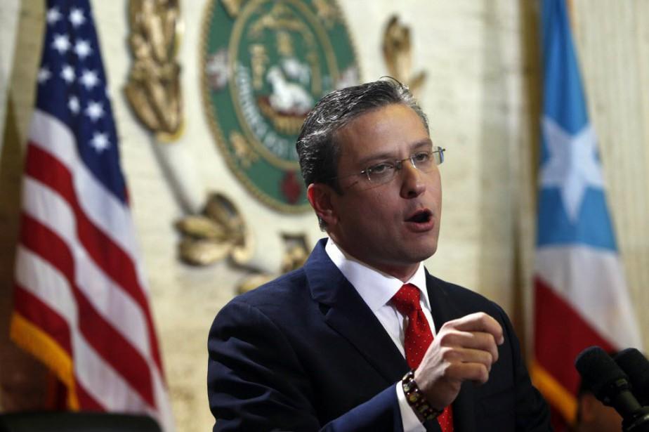 Le gouverneur Alejandro Garcia Padilla a indiqué avoir... (Photo Ricardo Arduengo, AP)