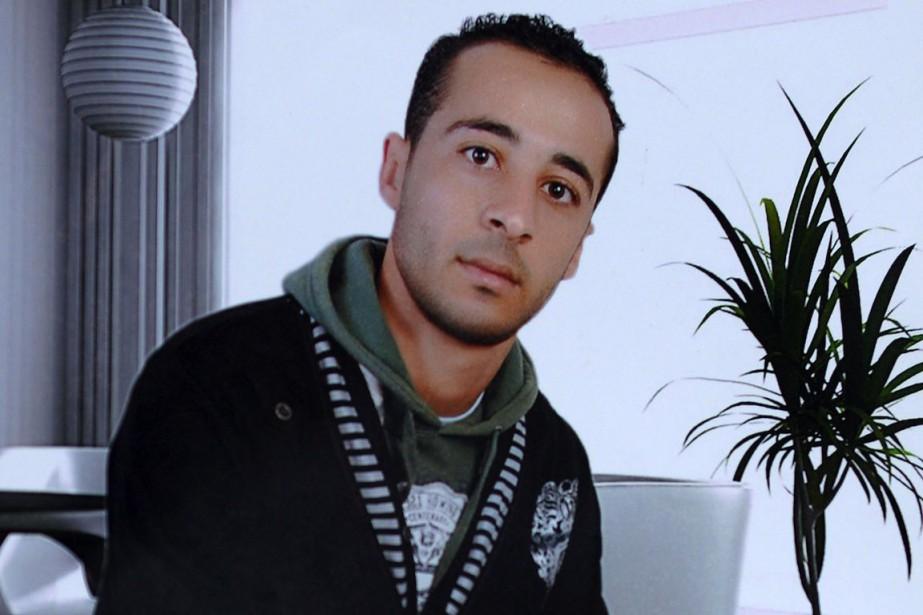 Yassine Laabidi a été identifié par la police... (PHOTO FADEL SENNA, AFP)