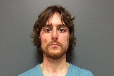 Justin Bourque a été condamné à 75 ans... (PHOTO ARCHIVES LA PRESSE CANADIENNE/GRC)