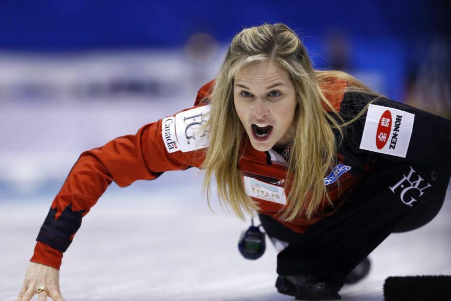 Jennifer Jones... (Photo Shizuo Kambayashi, AP)