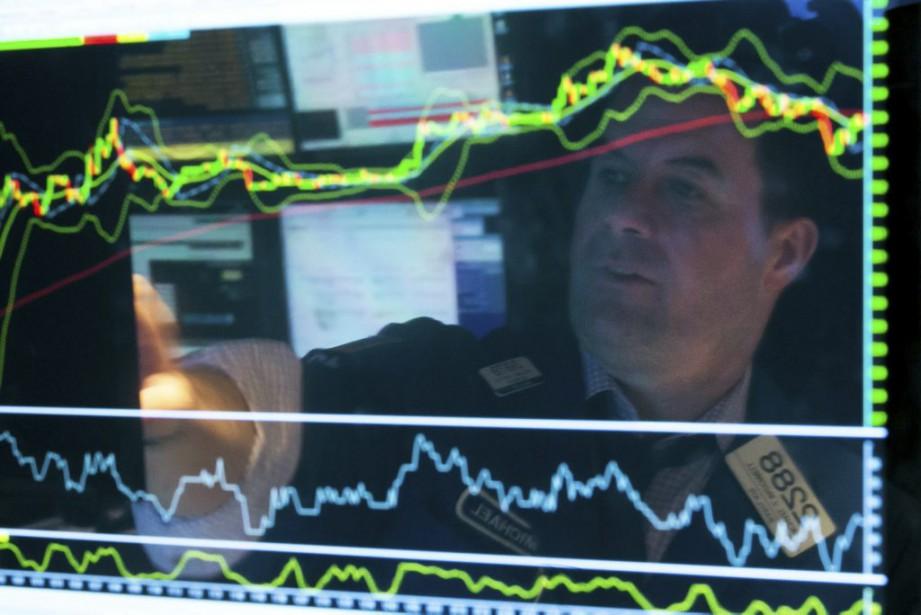 Désormais, «le marché manque d'actualité qui pourrait l'orienter... (Photo Richard Drew, AP)