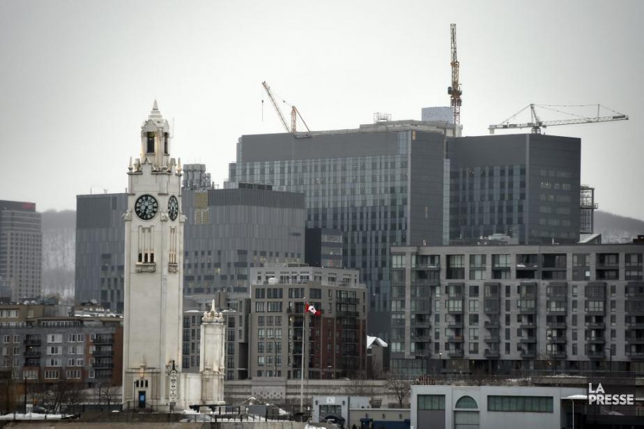 La FTQ-Construction s'estplainte, vendredi dernier, du fait que... (PHOTO BERNARD BRAULT, LA PRESSE)