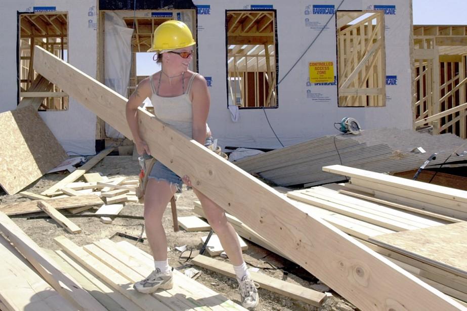 À l'heure actuelle, l'industrie compte 2223 femmes sur... (PHOTO ARCHIVES BLOOMBERG)