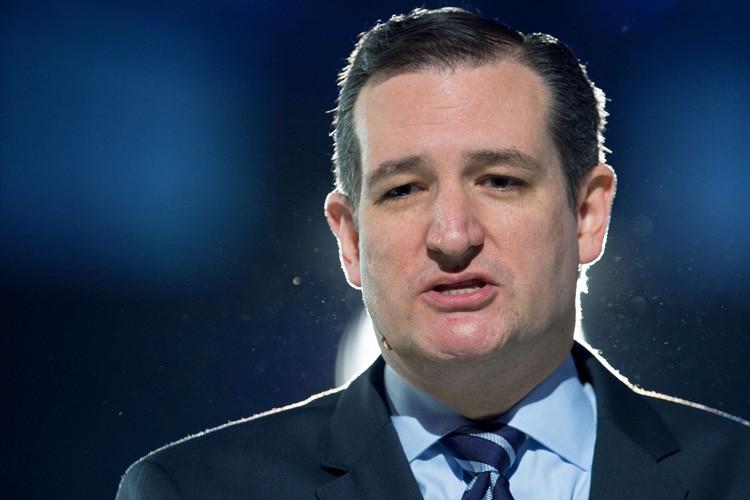 Ted Cruz est le premier candidat d'envergure à... (Photo: Reuters)