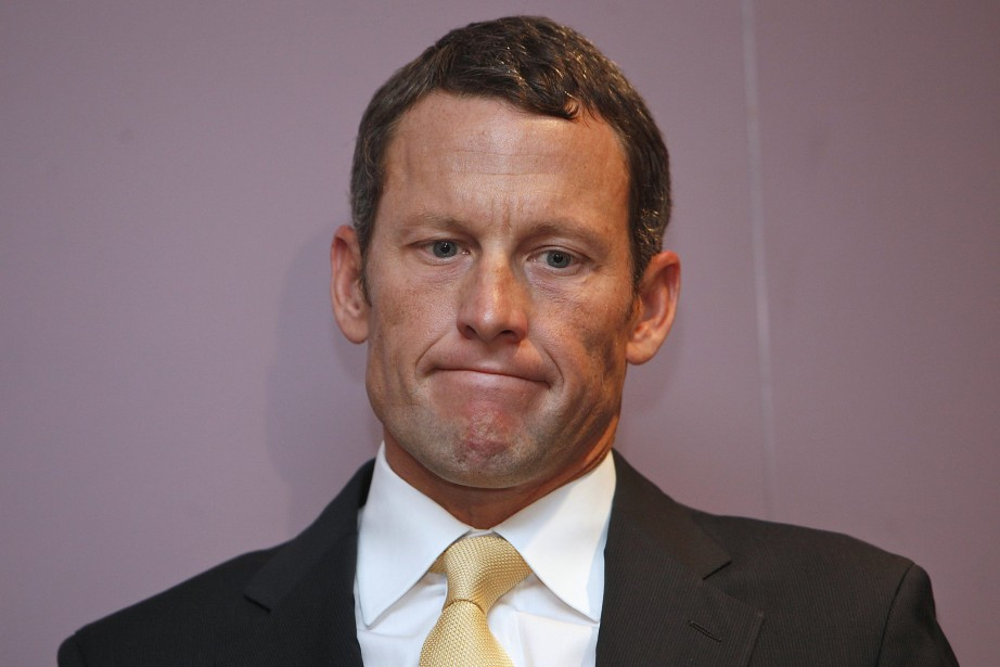 Lance Armstrong... (PHOTO ARCHIVES AP)