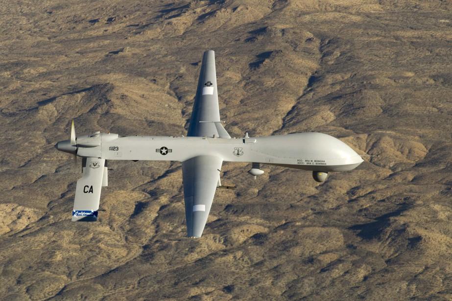 Ces nouvelles frappes de drones interviennent au moment... (PHOTO ARCHIVES REUTERS)