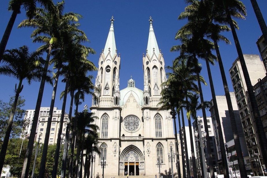Sao Paulo, Brésil.... (Photo Digital/Thinkstock)