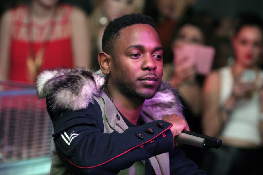 Kendrick Lamar... (Photo Andy Kropa, archives AP)