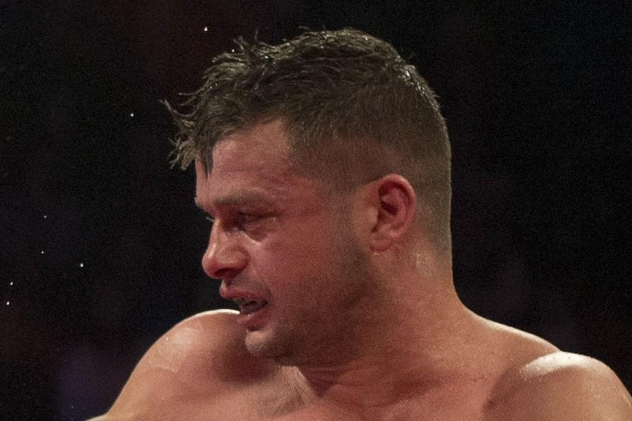 Le boxeur montréalais d'origine roumaine Jo Jo Dan... (PHOTO ARCHIVES LA PRESSE CANADIENNE)