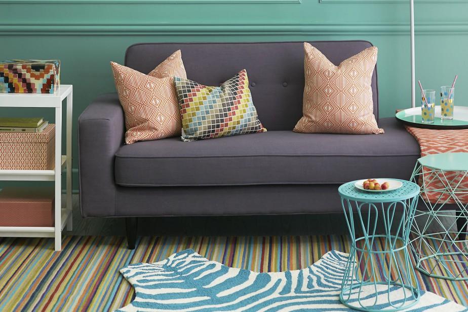 Louer un appartement meublé ou semi-meublé peut être... (Photo fournie par HomeSense)