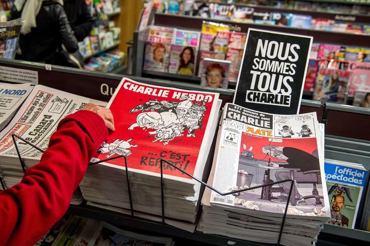 Une société littéraire américaine de premier plan engagée dans la... (Photo: AFP)
