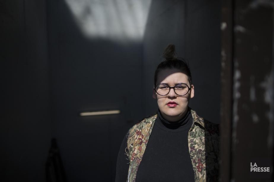 L'auteure-compositrice-interprète Safia Nolin a obtenu il y a... (PHOTO EDOUARD PLANTE-FRECHETTE, LA PRESSE)