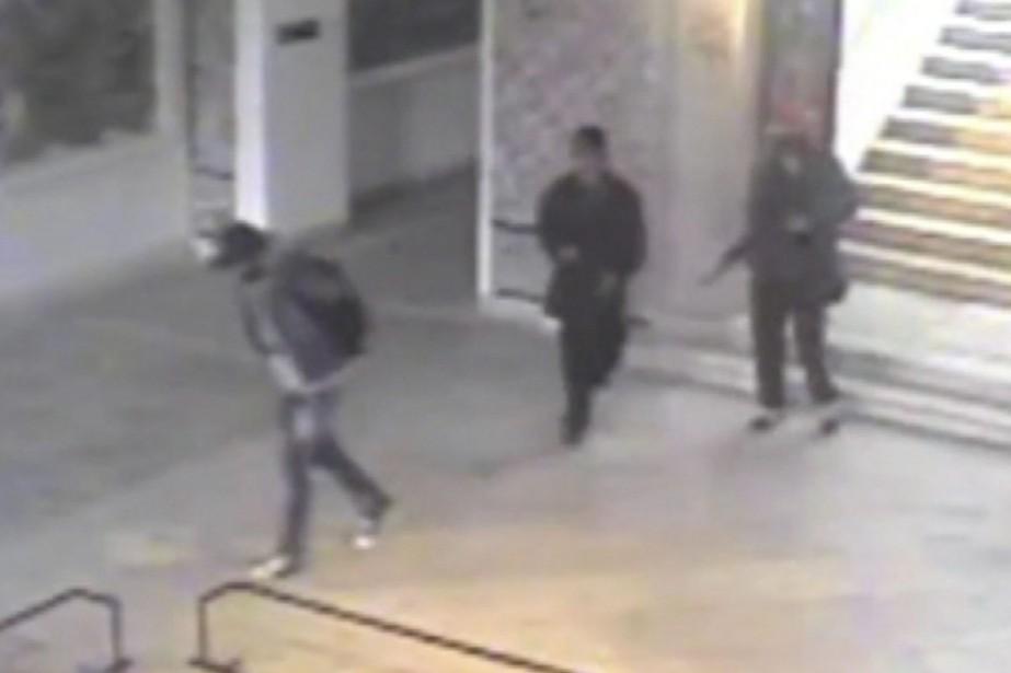 L'attaque du musée du Bardo qui a fait... (IMAGE ARCHIVES AP/MINISTÈRE TUNISIEN DE L'INTÉRIEUR)