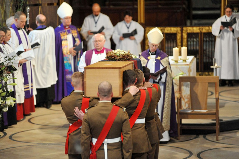 La cérémonie, grandiose et retransmise en direct à... (PHOTO MATT SHORT, AFP/LCQPB)
