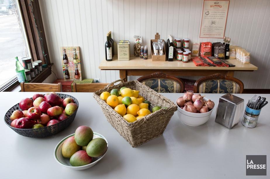 La Cena épicerie-traiteur... (PHOTO ROBERT SKINNER, LA PRESSE)