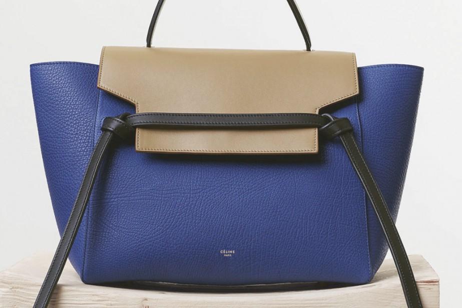Un modèle similaire au sac tant convoité par... (Photo Celine.com)
