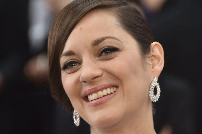 Oscarisée en 2008 pour son interprétation d'Edith Piaf... (Photo AFP)