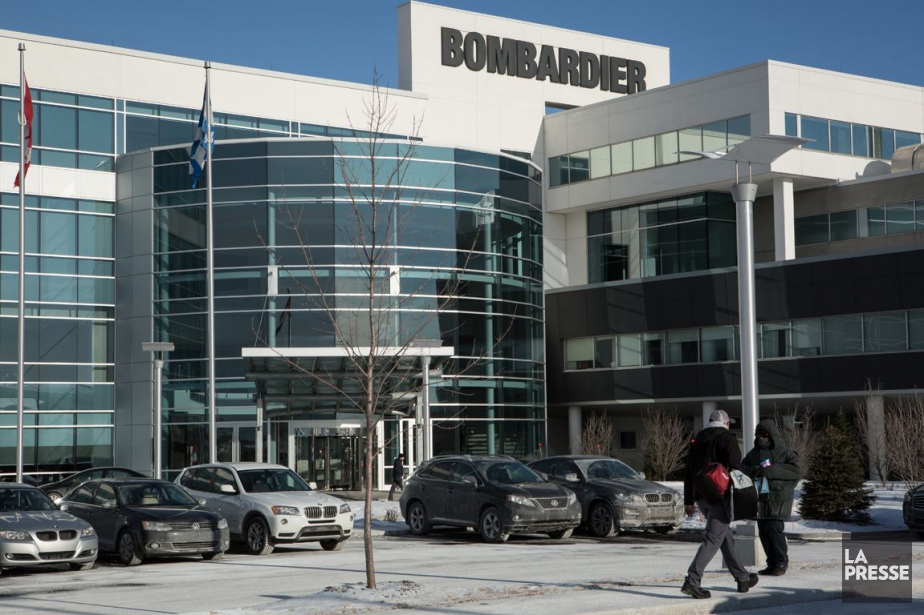 Même si Bombardier( (PHOTO MATHIEU WADDELL, ARCHIVES LA PRESSE)