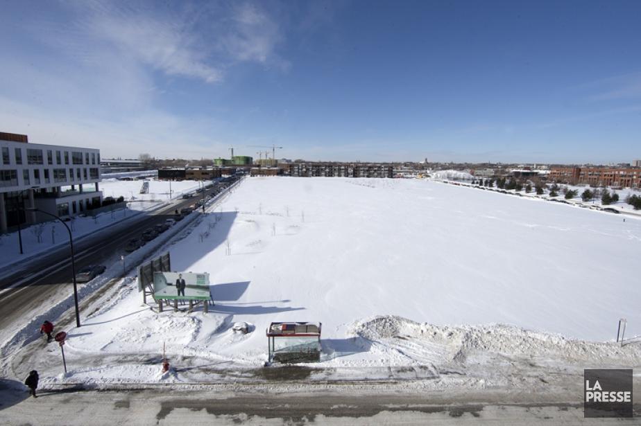Montréal compte 25 km2de terrains qui ne servent... (Photo: Robert Skinner, La Presse)