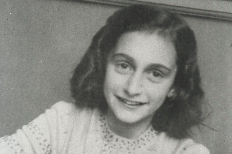 Anne Frank... (Collection Photos Anne Frank Stichting (Amsterdam))