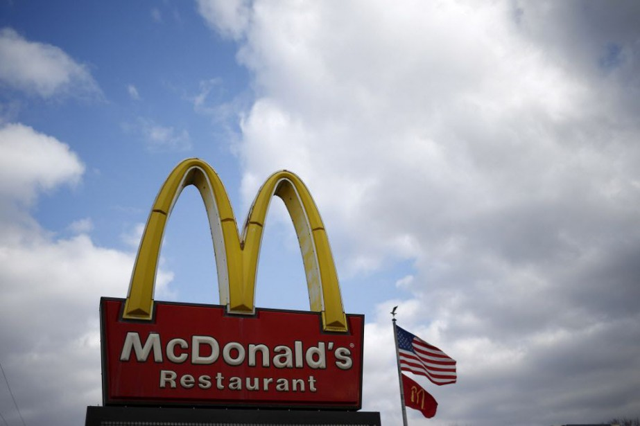 Le bénéfice net de McDonald's s'est établi à... (Photo Jim Young, archives Reuters)