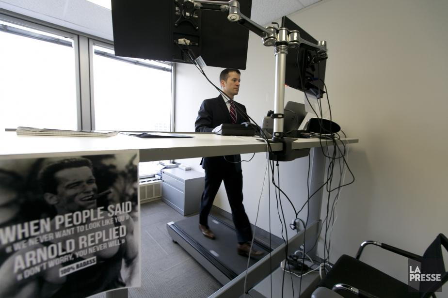 Jeremy Kenemy... (François Roy, La Presse)