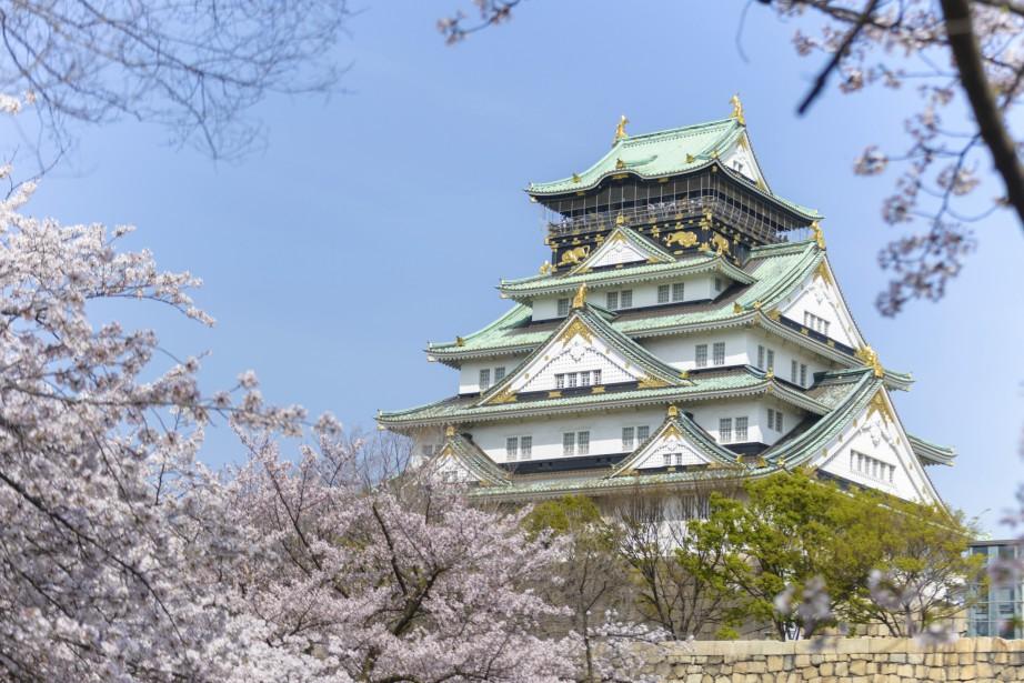 Osaka, au Japon.... (Photo Digital/Thinkstock)