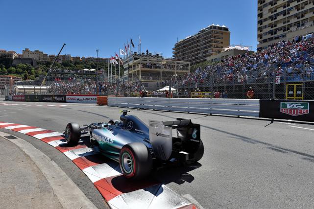 Le Grand Prix de Monaco 2014 (Crédits photos : David Nathan, J.-M. Folette et Tourisme Monaco)