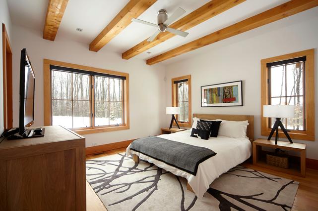 Luxe et nature la villa grande for t homme for Chambre design vip