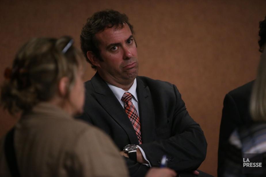 Me Stéphane Handfield, avocat du demandeur d'asile, croit... (PHOTO MARTIN CHAMBERLAND, ARCHIVES LA PRESSE)