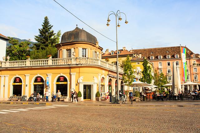 Bolazano, Italie (Crédit photo: Bigstock)
