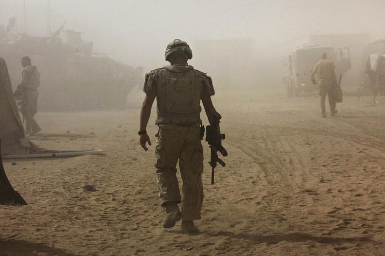 On compte maintenant 183 suicides dans les Forces... (Archives Reuters)