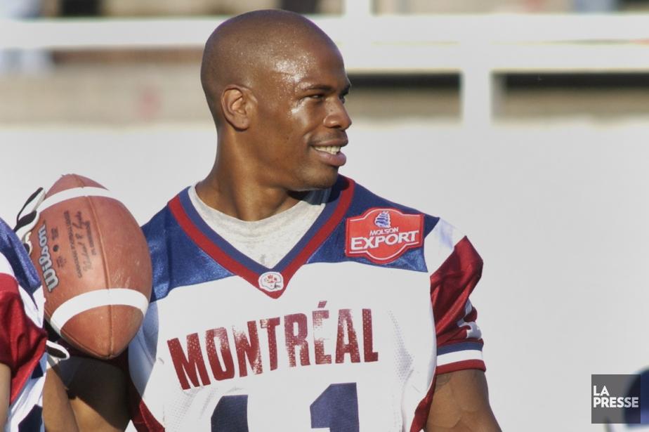 Lawrence Phillipsa joué pour les Alouettes en 2002.... (Photo Ivanoh Demers, archives La Presse)