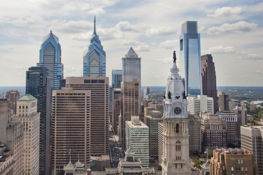 La ville de Philadelphie.... (Photo M. Fischetti pour VisitPhilly)