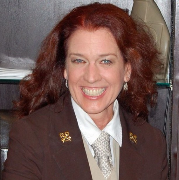 Marcy Hetelson, Concierge Sofitel Philadelphie. (Sofitel Philadelphie)