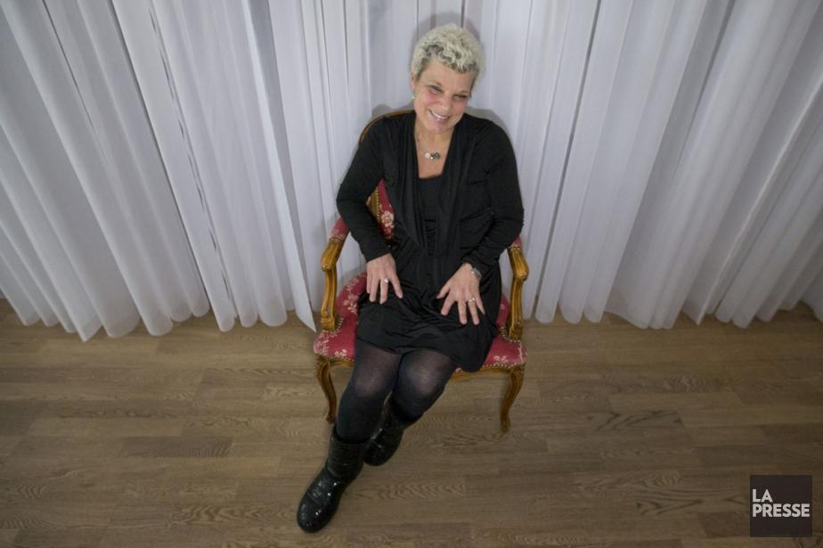 Il y a cinq ans, Johanne Fontaine a... (Photo: Ivanoh Demers, La Presse)