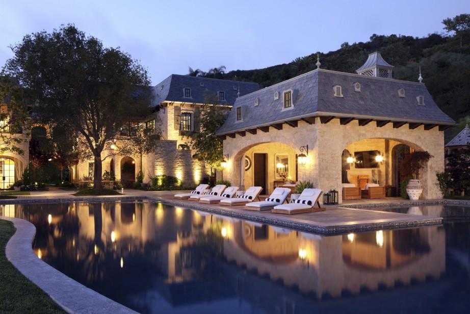 hollywood p q le r ve californien violaine ballivy maisons. Black Bedroom Furniture Sets. Home Design Ideas