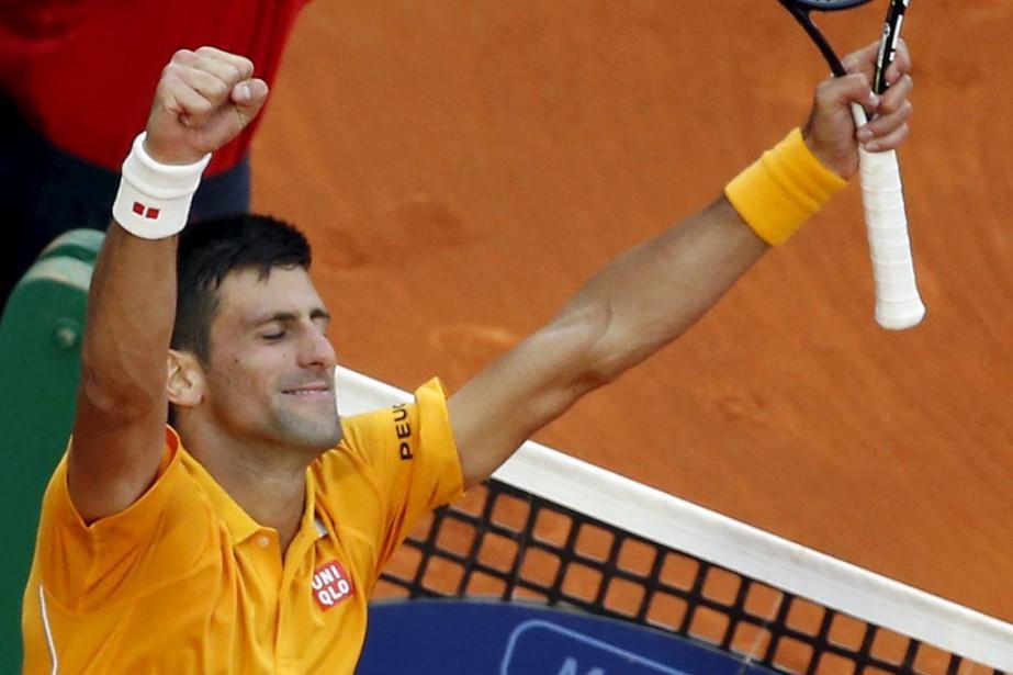 Novak Djokovic... (PHOTO ERIC GAILLARD, REUTERS)