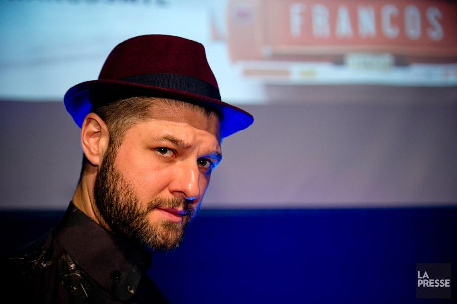 Le chanteur Pierre Lapointe... (PHOTO DAVID BOILY, ARCHIVES LA PRESSE)
