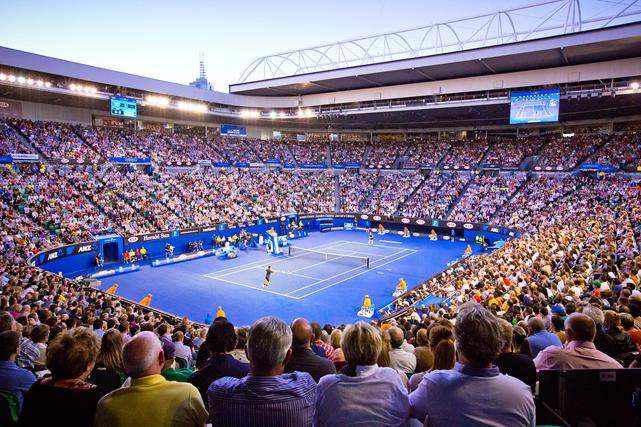 Open d'Australie (Photo: BigStock)